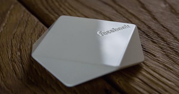 Facebook Bluetooth BLE Beacons