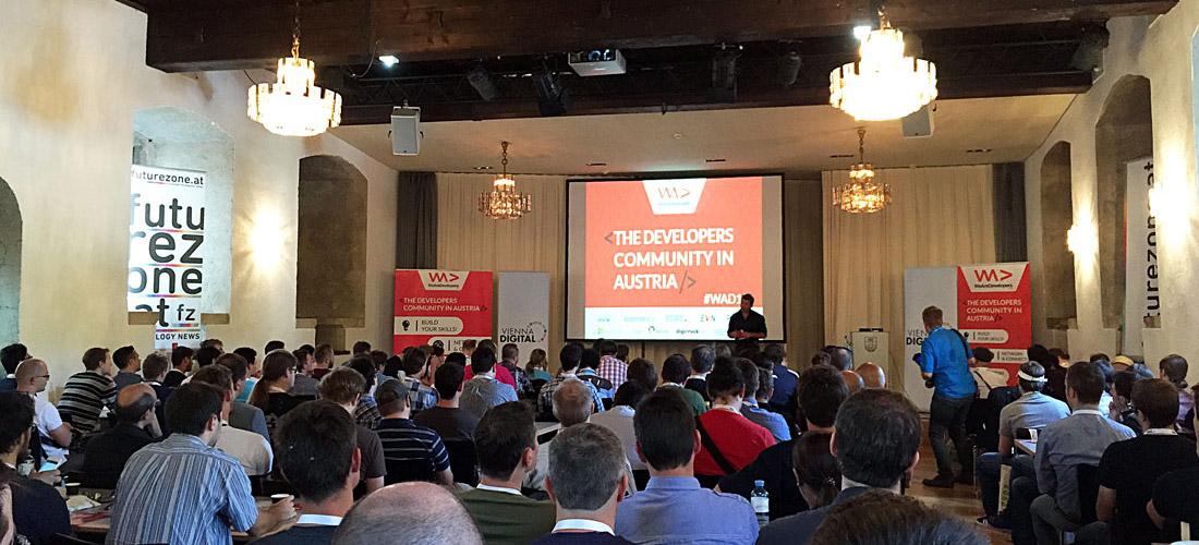 App Entwickler Konferenz Wien