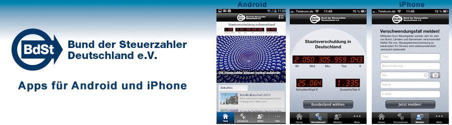 iPhone und Android App Entwicklung