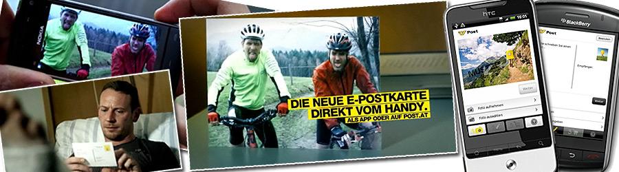 e-Postkarte App Entwicklung - Österreichische Post AG