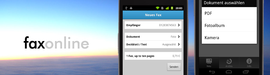 Fax App Android