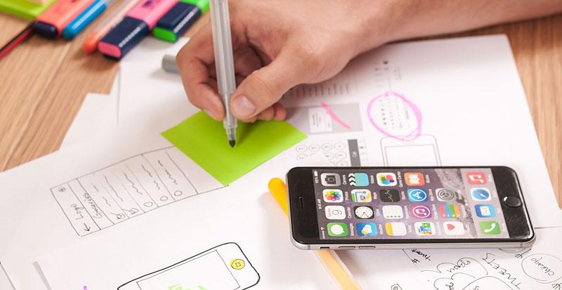 App Design UI UX