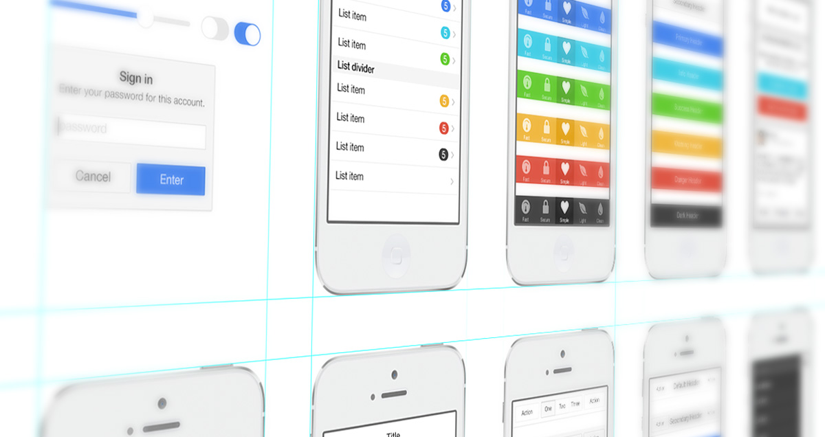 HTML5 Hybrid App Entwicklung mit Ionic