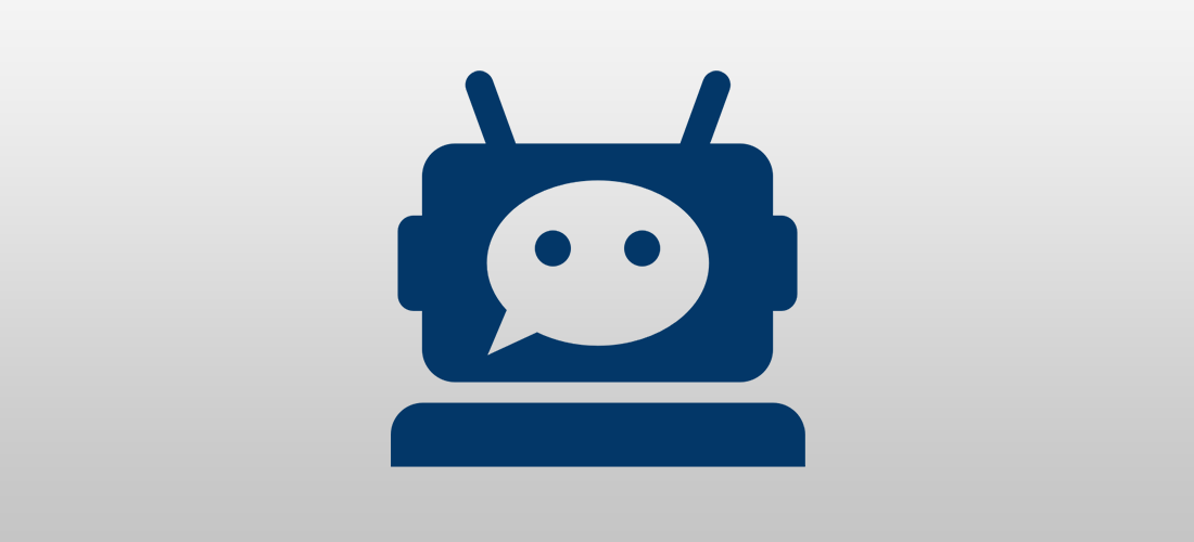 Chatbot Icon Ⓒ creative workline GmbH