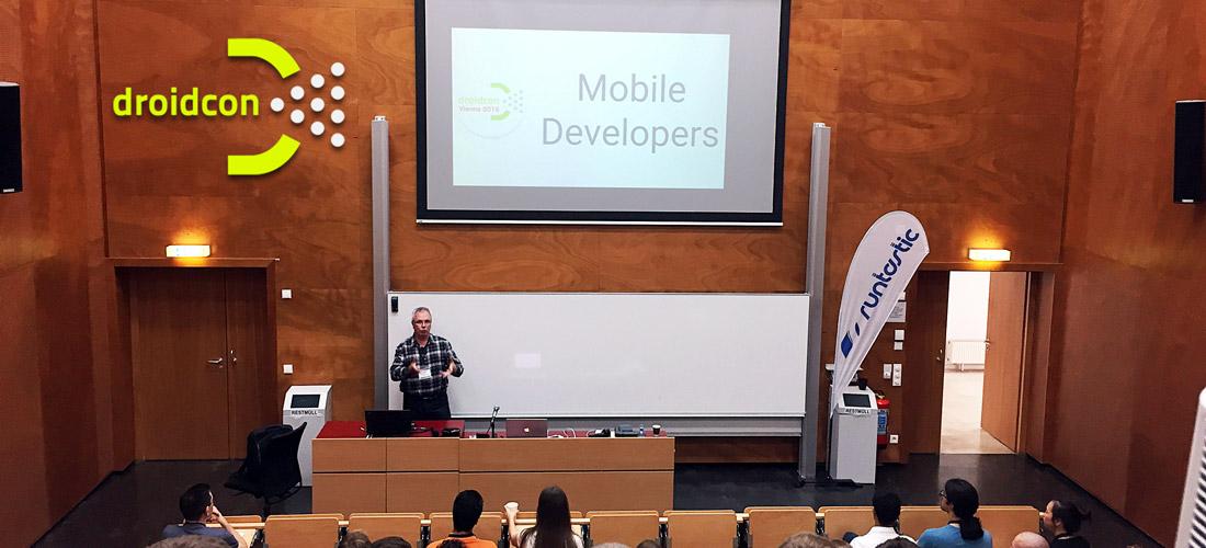Android Entwickler Konferenz in Wien