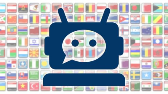 Internationalize your Messenger Chatbot